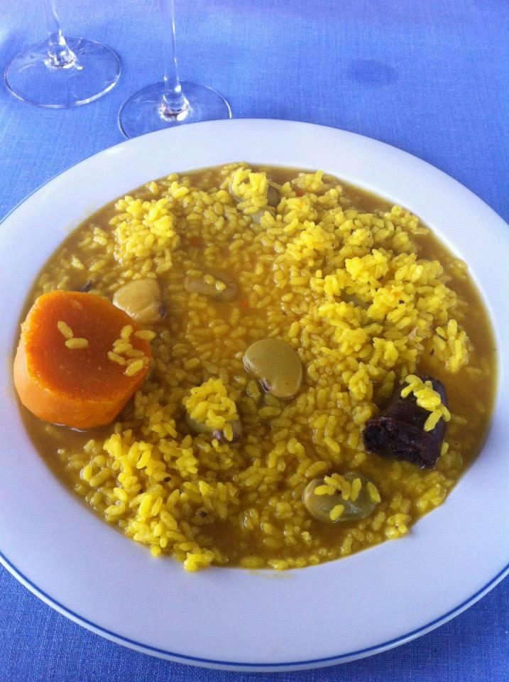 El arroz #unaalmes